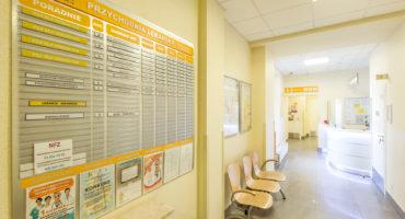 Prowadzimy zapisy do poradni podstawowej opieki zdrowotnej